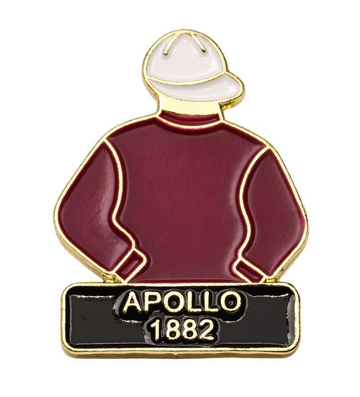 1882 Apollo Tac Pin,1882