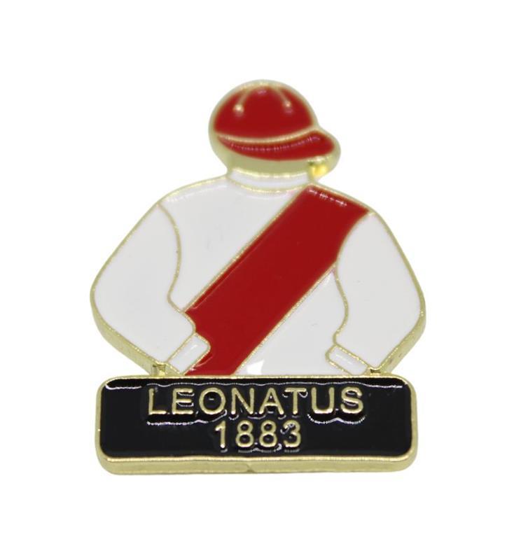 1883 Leonatus Tac Pin,1883