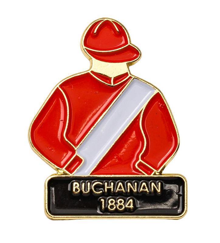 1884 Buchanan Tac Pin,1884