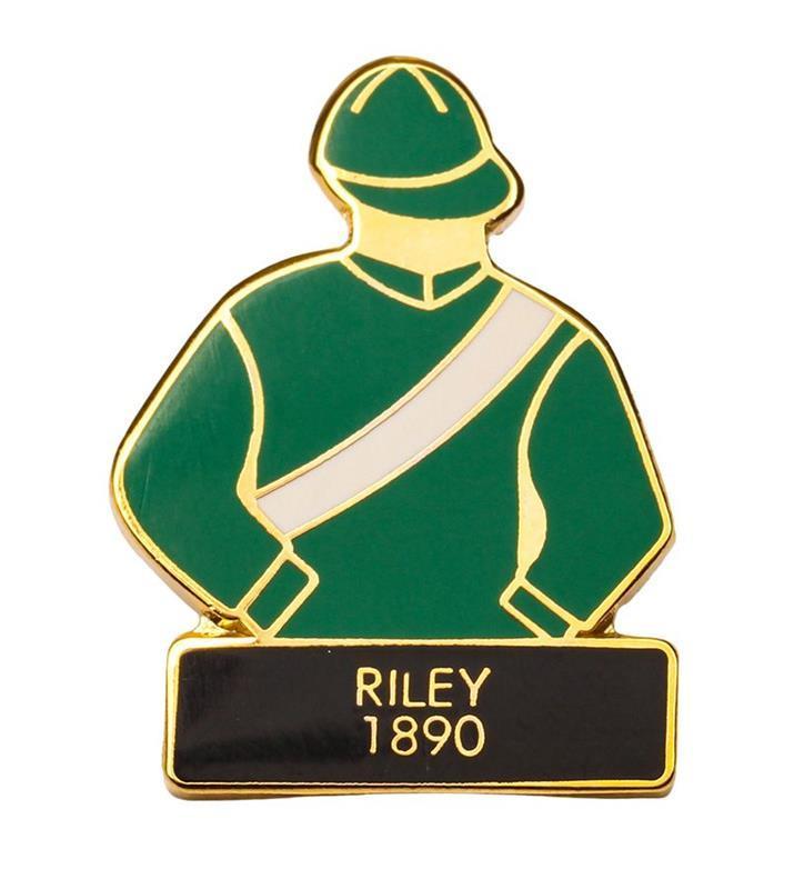1890 Riley Tac Pin,1890