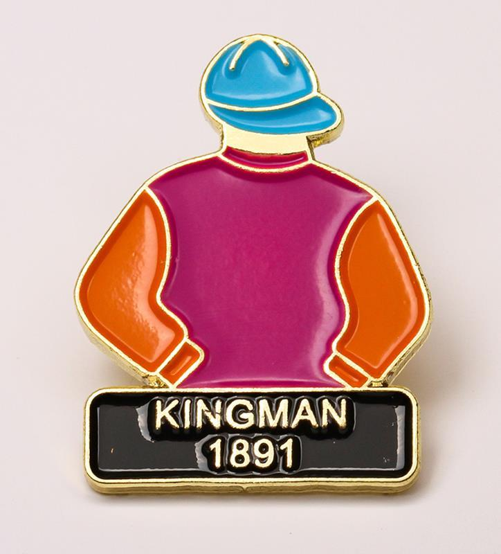 1891 Kingman Tac Pin,1891