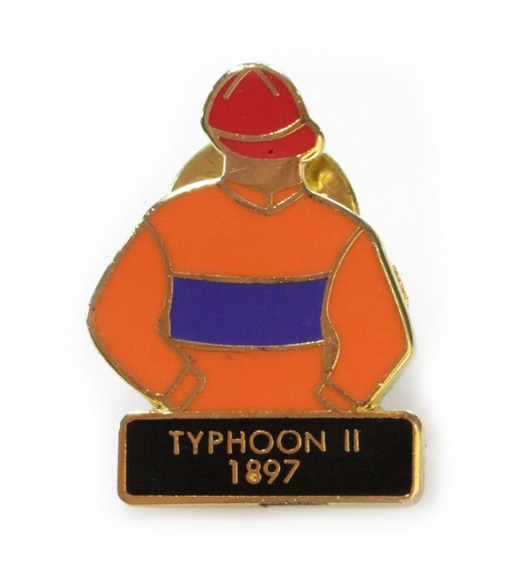 1897 Typhoon II Tac Pin,1897