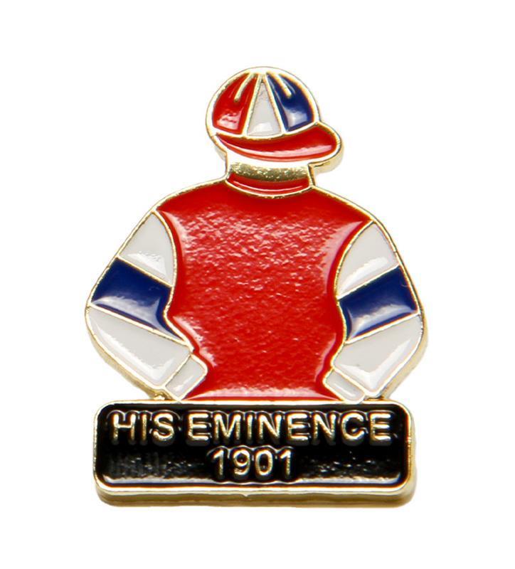 1901 His Eminence Tac Pin,1901