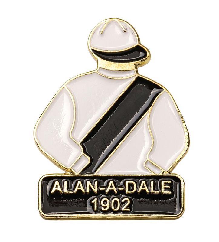 1902 Alan-A-Dale Tac Pin,1902