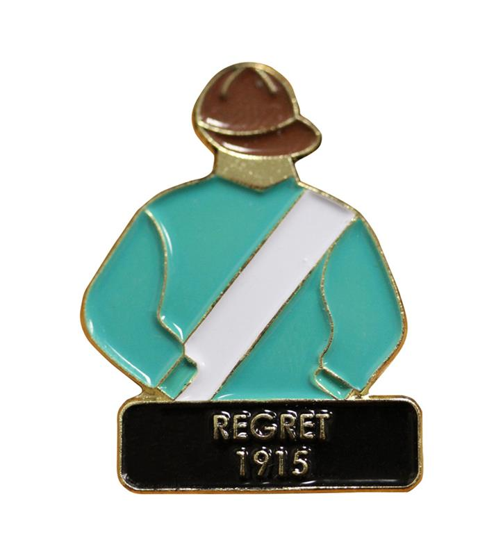 1915 Regret Tac Pin,1915