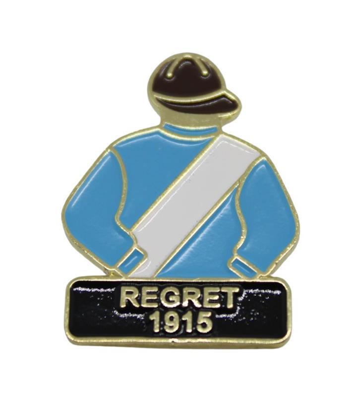 1915 Regret Tac Pin,1915