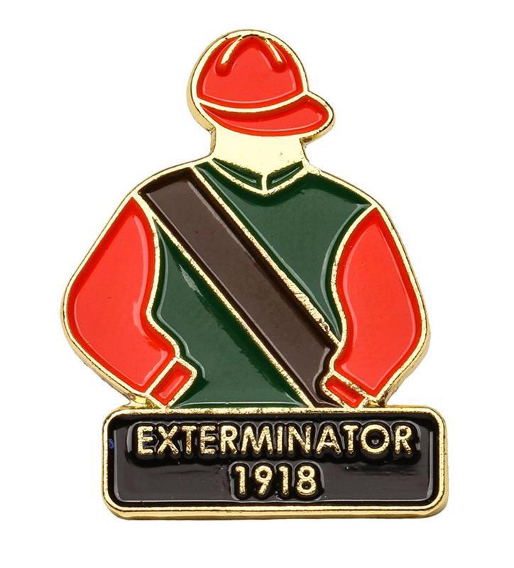 1918 Exterminator Tac Pin,1918