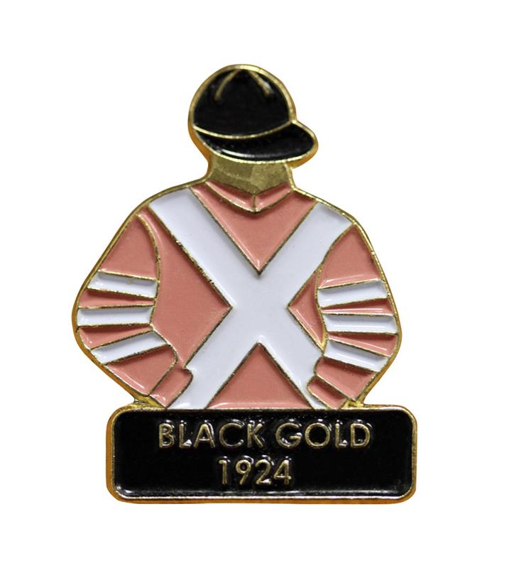 1924 Back Gold Tac Pin,1924