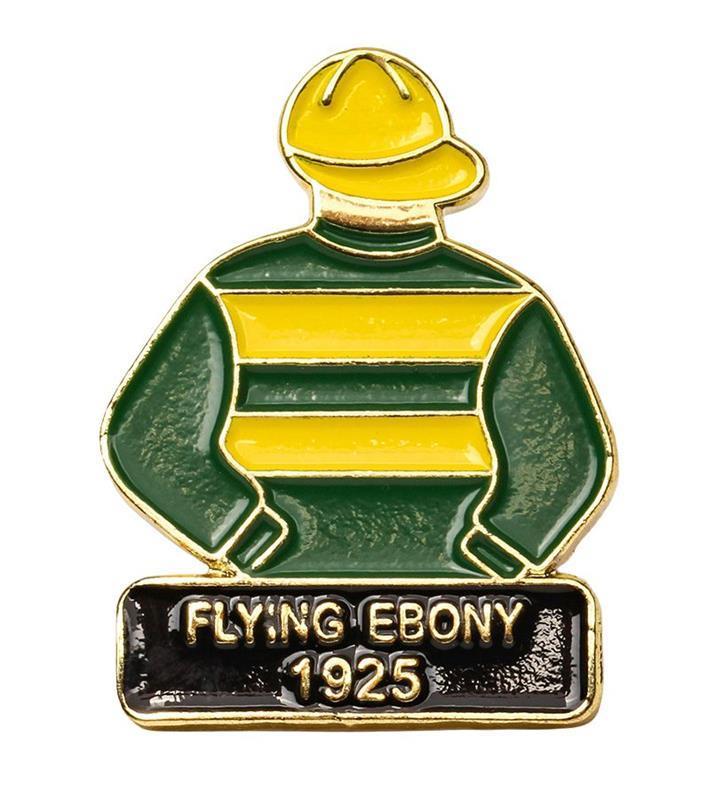 1925 Flying Ebony Tac Pin,1925