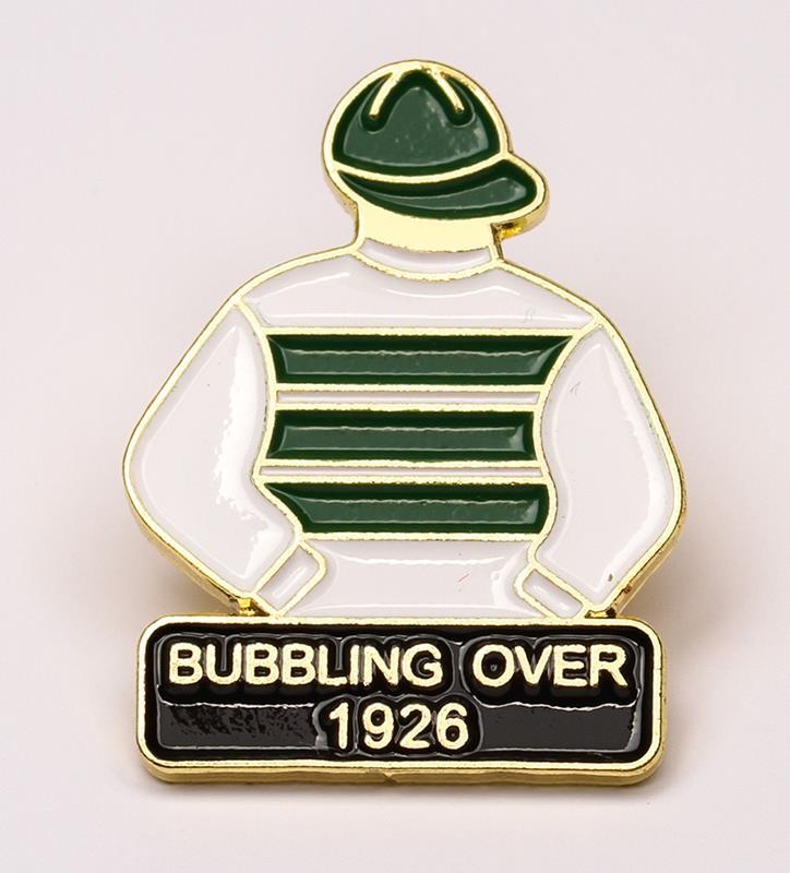 1926 Bubbling Over Tac Pin,1926