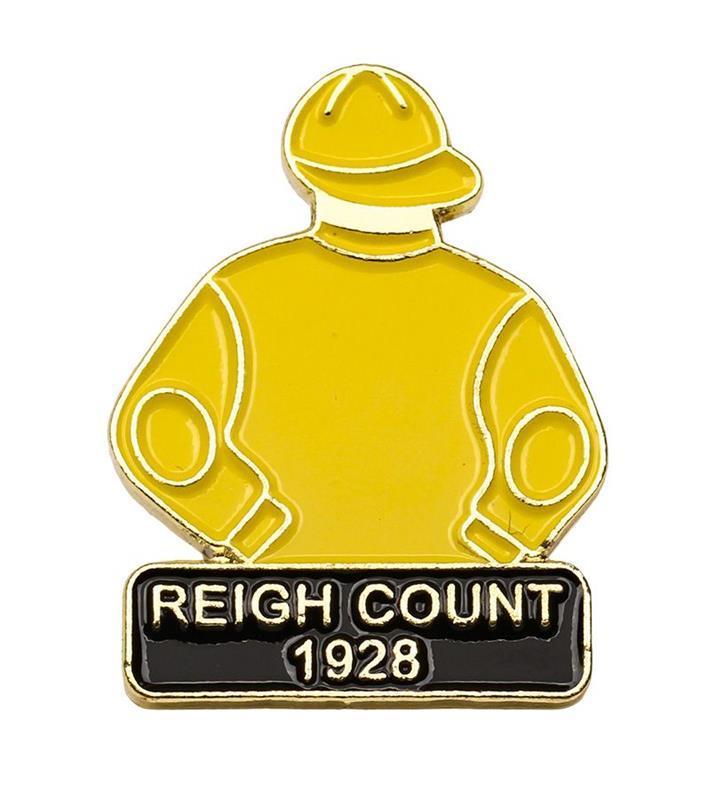 1928 Reigh Count Tac Pin,1928