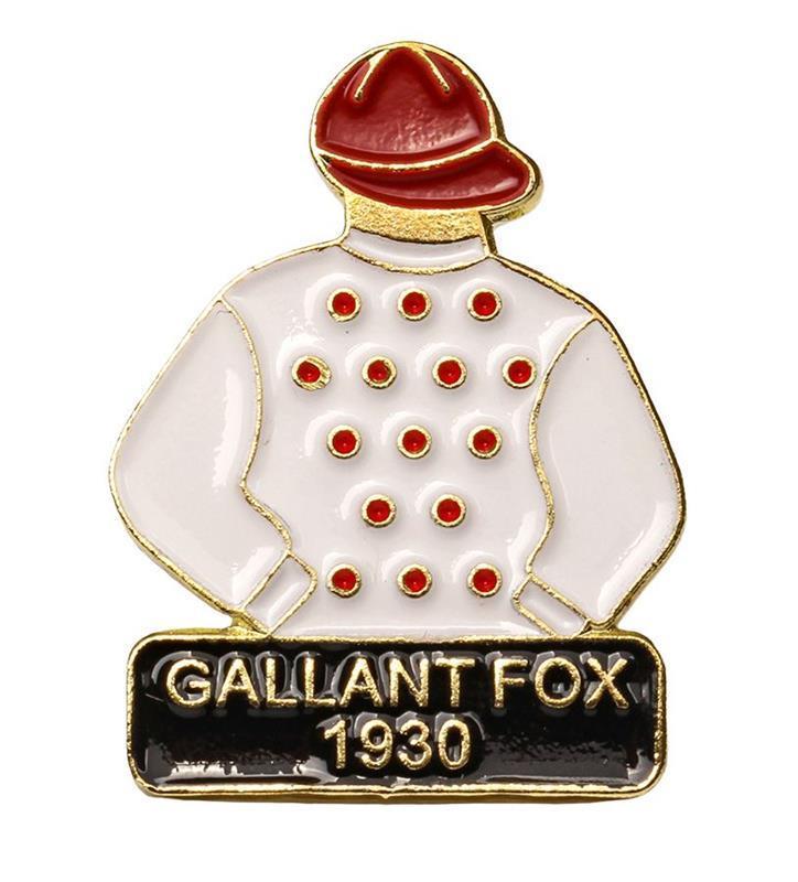 1930 Gallant Fox Tac Pin,1930