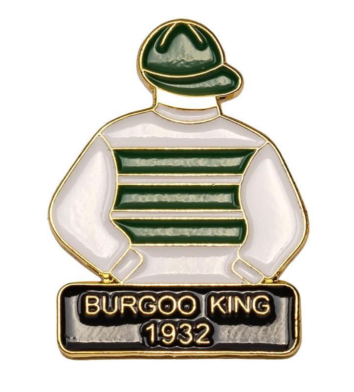 1932 Burgoo King Tac Pin,1932