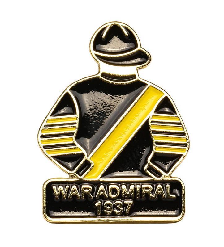 1937 War Admiral Tac Pin,1937