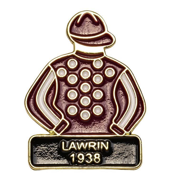 1938 Lawrin Tac Pin,1938
