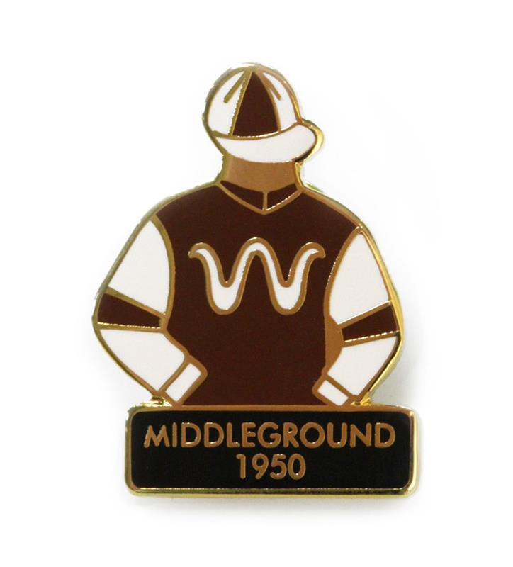 1950 Middleground Tac Pin,1950