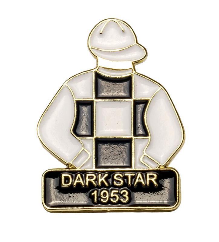 1953 Dark Star Tac Pin,1953