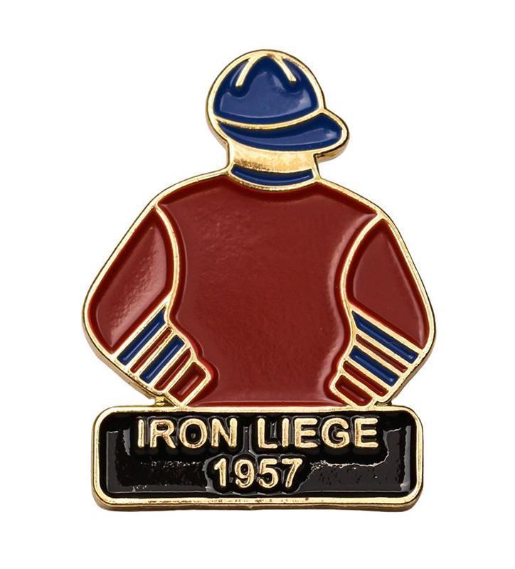 1957 Iron Liege Tac Pin,1957