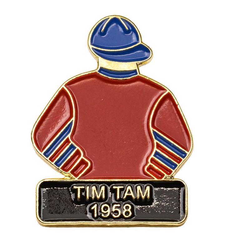 1958 Tim Tam Tac Pin,1958