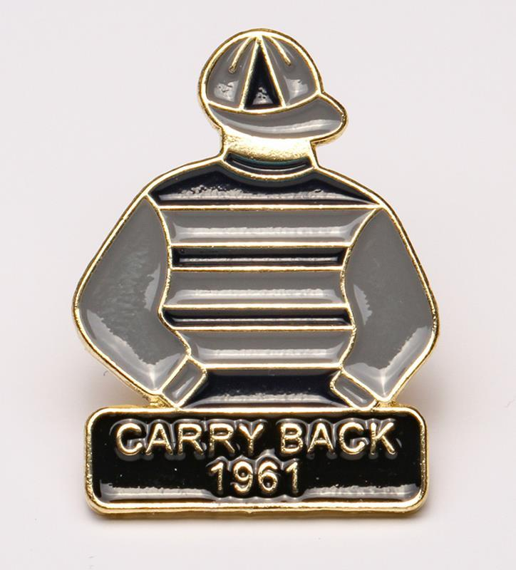 1961 Carry Back Tac Pin,1961