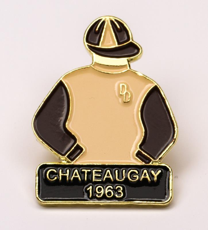 1963 Chateaugay Tac Pin,1963