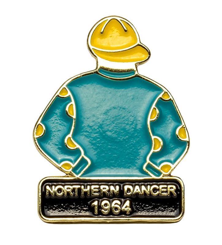 1964 Northern Dancer Tac Pin,1964