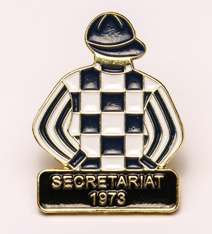 1973 Secretariat Tac Pin,1973