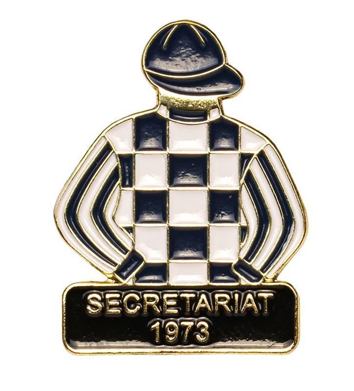 1973 Secretariat Tac Pin,1973
