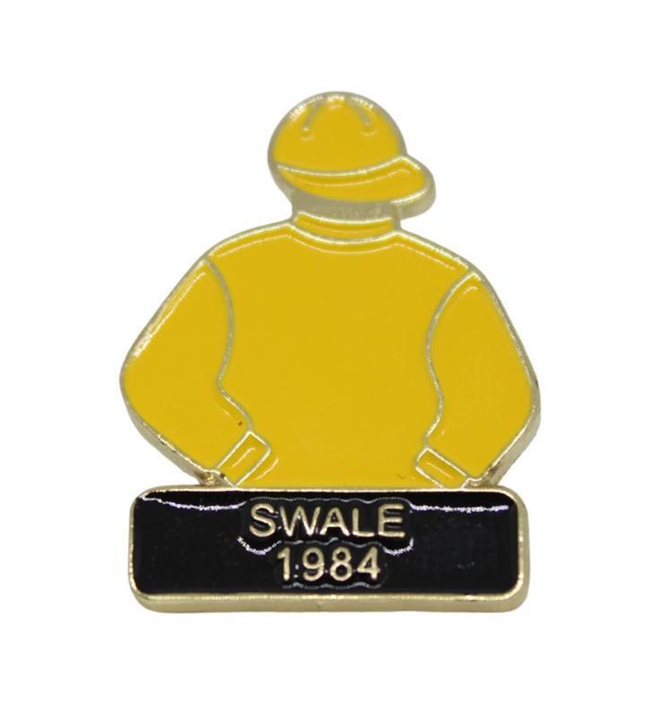 1984 Swale Tac Pin,1984