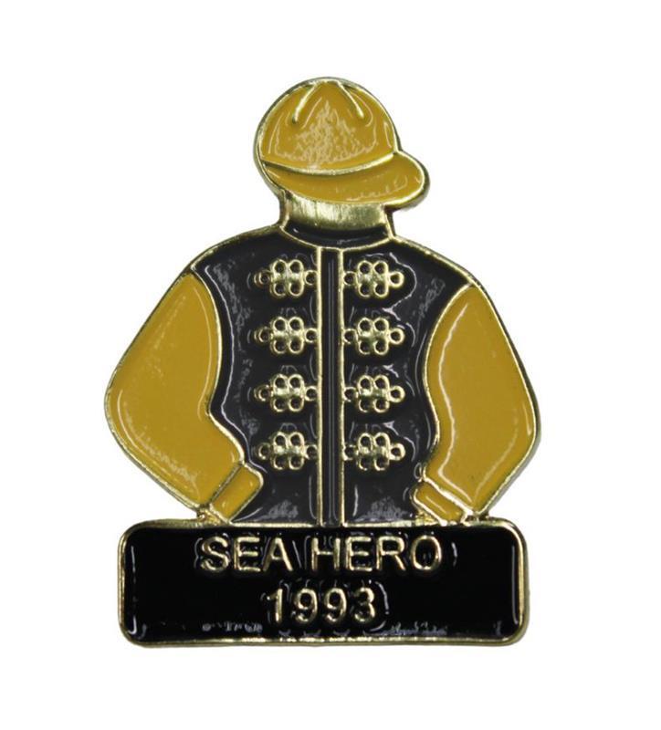 1993 Sea Hero Tac Pin,1993