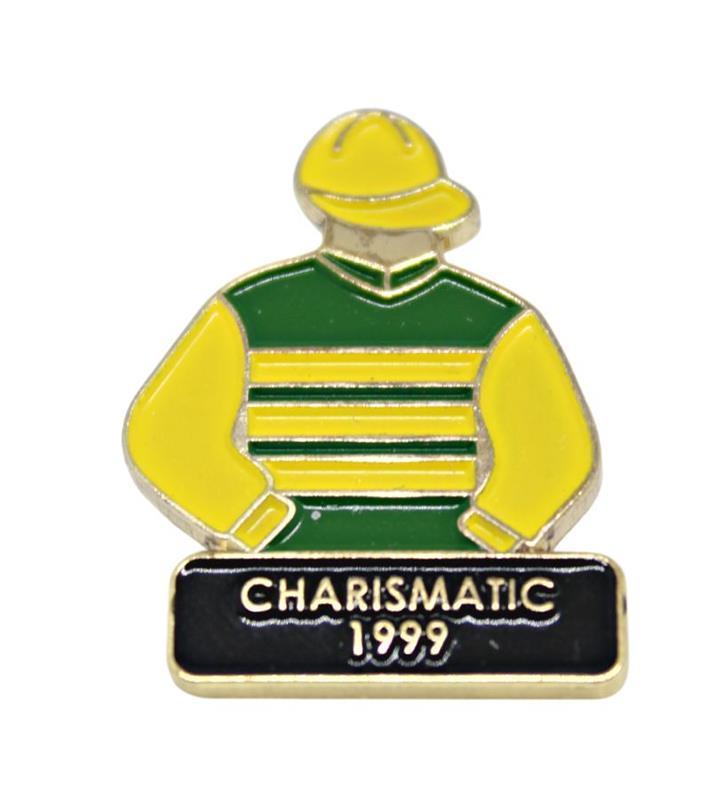 1999 Charismatic Tac Pin,1999