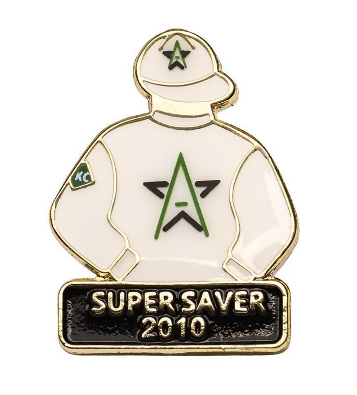 2010 Supersaver Tac Pin,2010