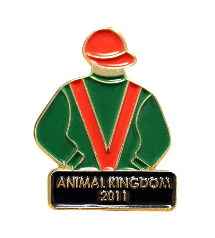 2011 Animal Kingdom Tac Pin,2011