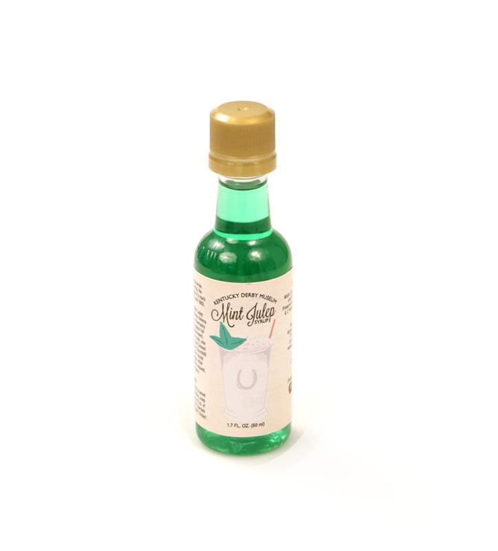 50 ml Kentucky Derby Museum Mint Julep Syrup,KDM BRAND 50ML