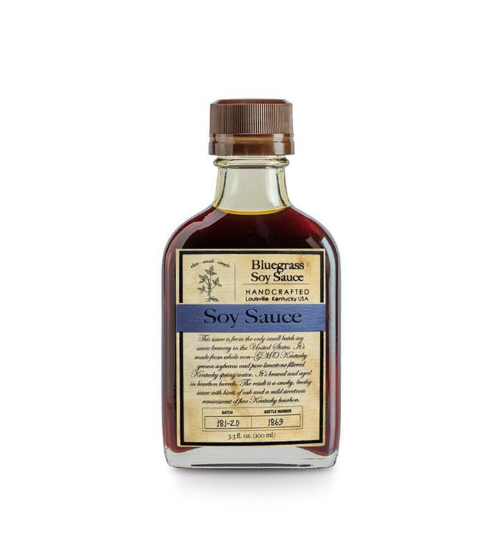 Bluegrass 5 oz Soy Sauce by Bourbon Barrel Foods,BSSC-5OZ