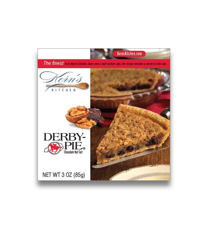 Derby Pie Tart
