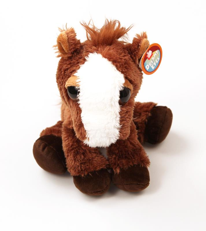 Dreamy Eyed Horse Plush,21063