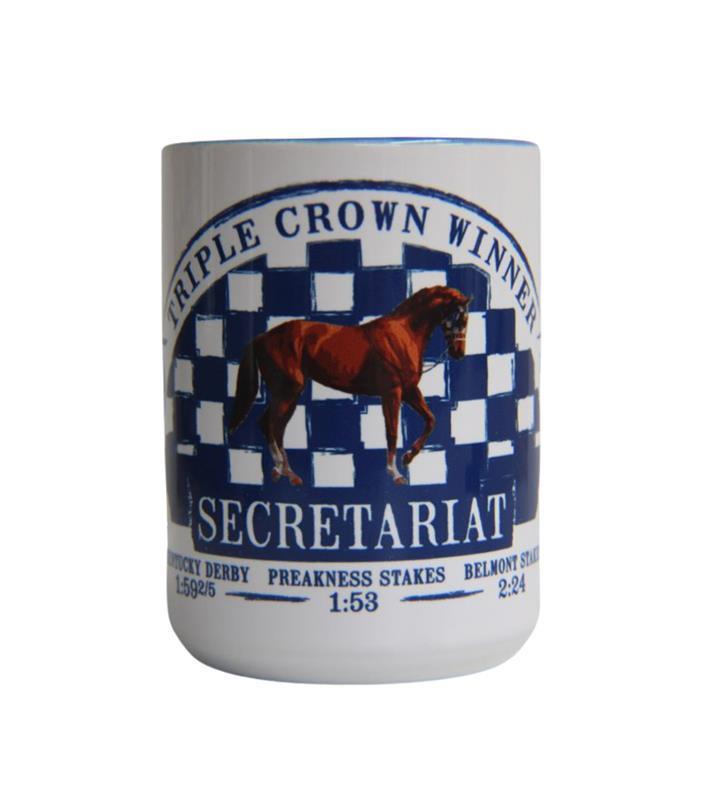 Exclusive Secretariat Track Record Mug