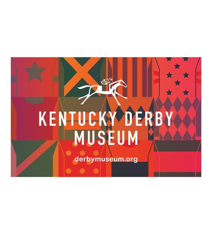 Kentucky Derby Museum Gift Card