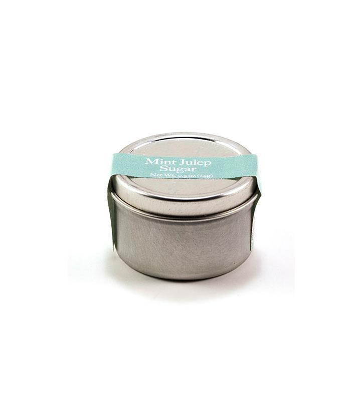 Mini Mint Julep Sugar by Bourbon Barrel Foods