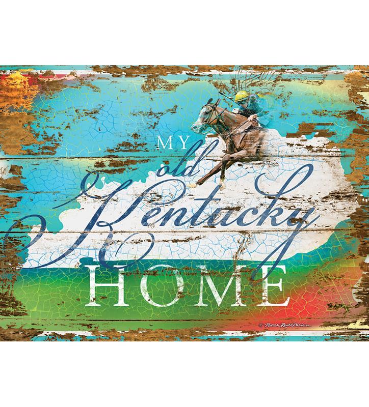 My Old Kentucky Home Print,4430-P