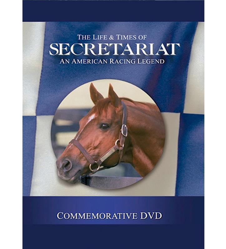 Secretariat: Life and Times DVD