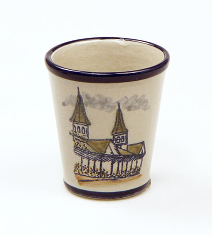 Twin Spires Julep Cup by Louisville Stoneware,Louisville Stoneware,SPRED010 9OZ