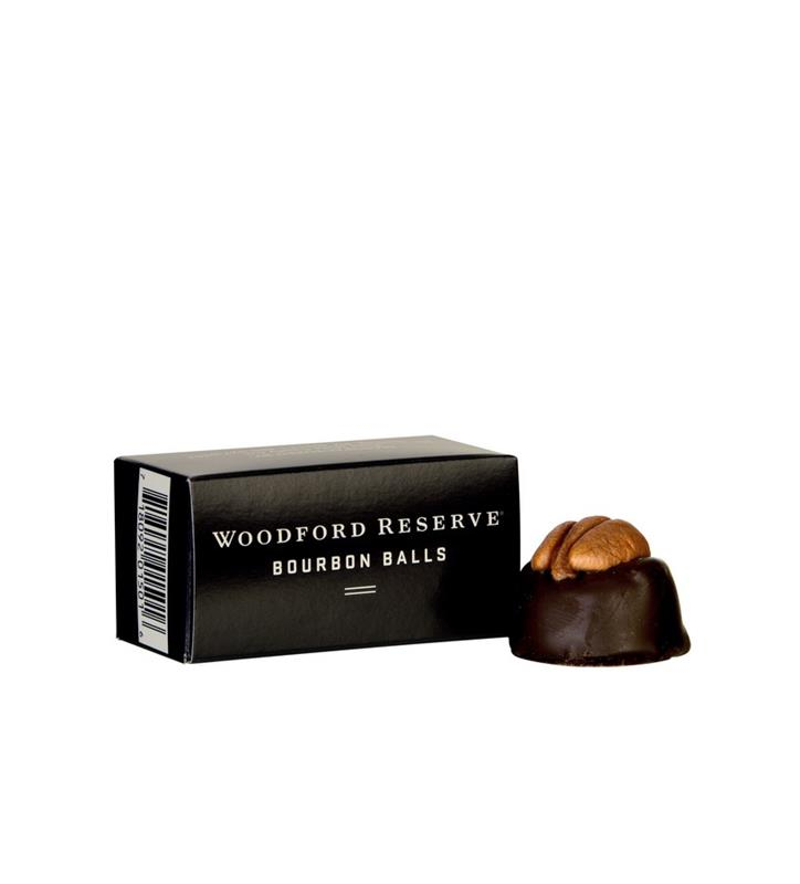 Two Piece Woodford Bourbon Balls,WR110 2PC