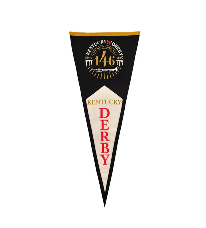 Kentucky Derby 146 Pennant,79073