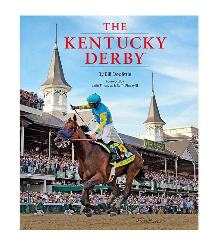 """""""The Kentucky Derby"""" by Bill Doolittle,978-0-9897104-5-9"""