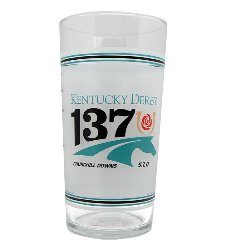 2011 Official Derby Glass