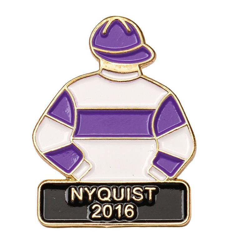 2016 Nyquist Tac Pin,2016 NYQUIST