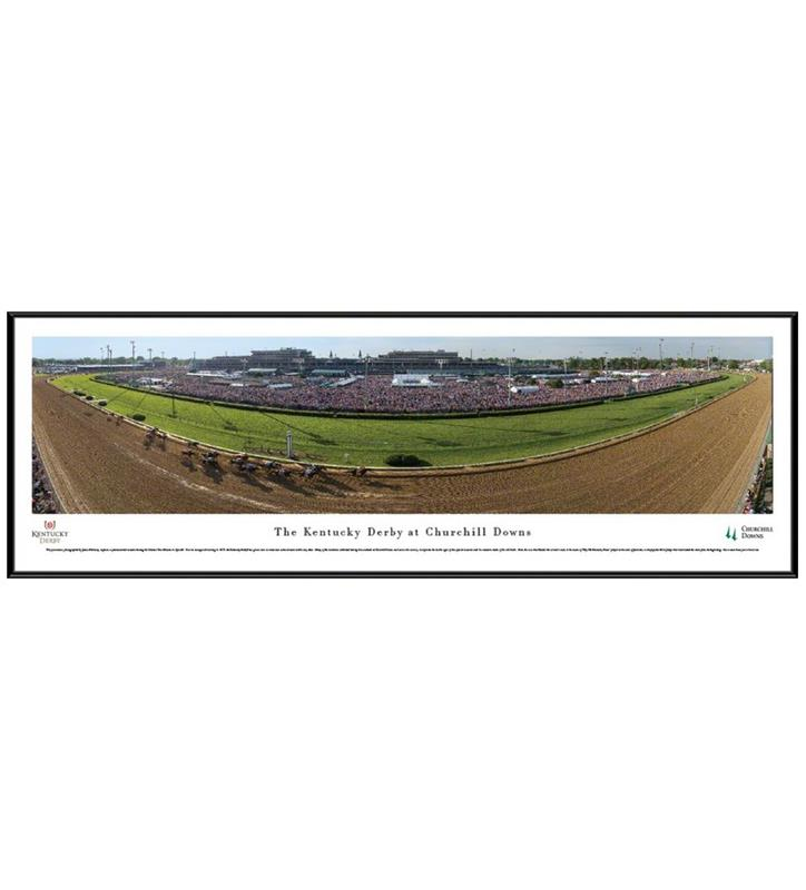 Kentucky Derby Panorama,CD5-F
