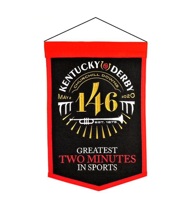 Kentucky Derby 146 Banner,79074